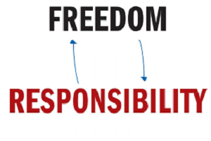 Freedom of Responsibility Guide-to-Go