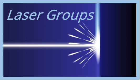 Laser Groups Icon