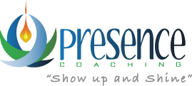 the presence coaching logo